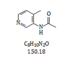 N-(4-Methyl-3-pyridinyl)acetamide